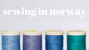 sewing in norway