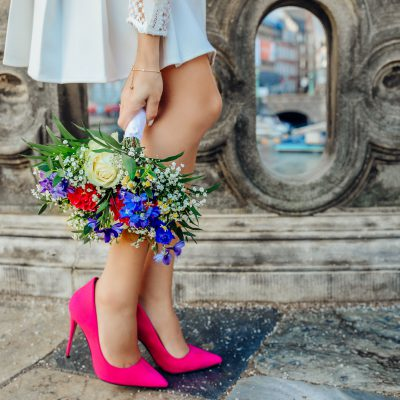 Seven Ways to Supercharge  Your Wedding Outfit