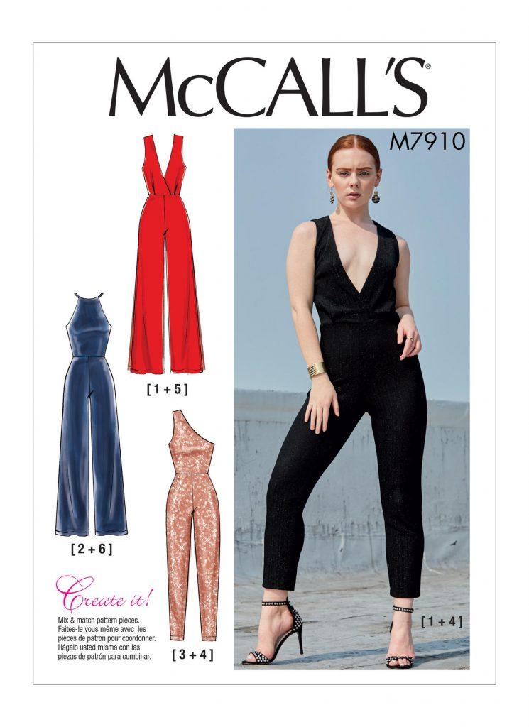 McCalls 7910