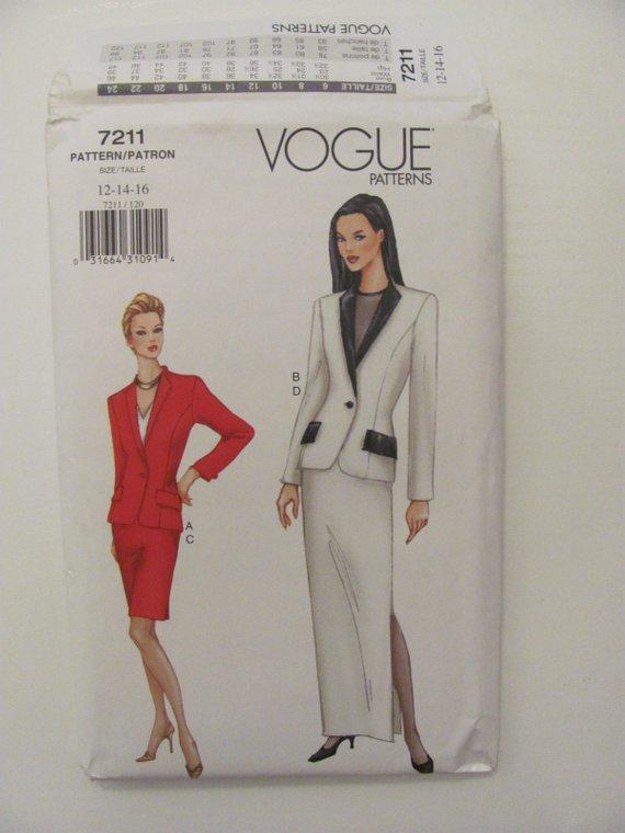 Vogue 7211
