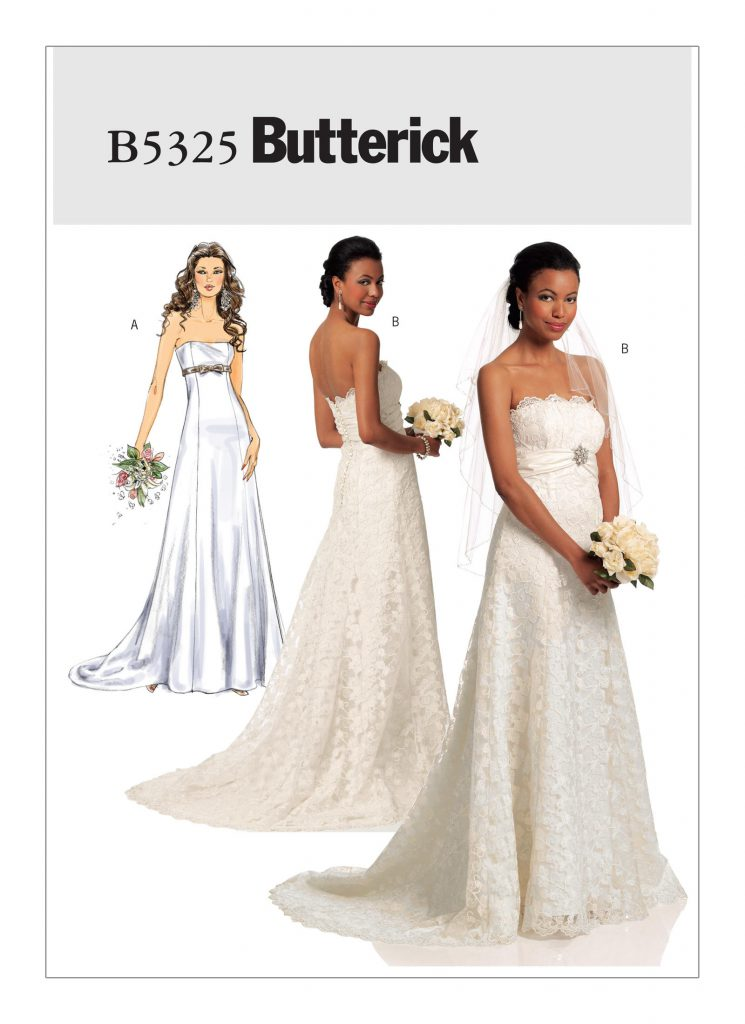 Wedding Dress Sewing Patterns Vintage Patterns,Mothers Bride Wedding Dresses